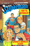 Cover for Supermann (Semic, 1985 series) #1/1986