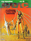 Cover for Epic (Semic, 1983 series) #3