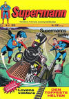 Cover for Supermann (Illustrerte Klassikere / Williams Forlag, 1969 series) #4/1970