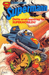 Cover for Supermann (Semic, 1977 series) #7/1981
