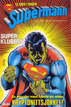 Cover for Supermann (Semic, 1977 series) #6/1981