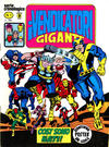 Cover for I Vendicatori Gigante (Editoriale Corno, 1980 series) #1