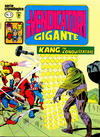Cover for I Vendicatori Gigante (Editoriale Corno, 1980 series) #3