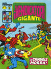 Cover for I Vendicatori Gigante (Editoriale Corno, 1980 series) #6