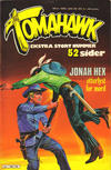 Cover for Tomahawk (Semic, 1977 series) #4/1978
