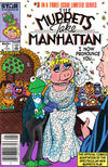 Cover Thumbnail for The Muppets Take Manhattan (1984 series) #3 [Newsstand]