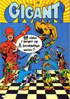 Cover for Gigant (Illustrerte Klassikere / Williams Forlag, 1969 series) #2/1976