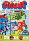 Cover for Gigant (Illustrerte Klassikere / Williams Forlag, 1969 series) #1/1976