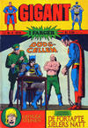 Cover for Gigant (Illustrerte Klassikere / Williams Forlag, 1969 series) #4/1970