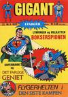 Cover for Gigant (Illustrerte Klassikere / Williams Forlag, 1969 series) #3/1970