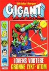 Cover for Gigant (Semic, 1977 series) #5/1978