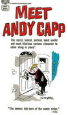 Cover for Meet Andy Capp (Gold Medal Books, 1964 series) #d1853