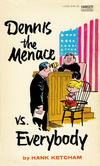 Cover for Dennis the Menace vs. Everybody (Gold Medal Books, 1971 series) #1-3750-3