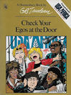Cover for Check Your Egos at the Door (A Doonesbury Book) (Holt, Rinehart and Winston, 1985 series) #[nn]