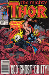 Cover Thumbnail for Thor (1966 series) #430 [Newsstand]