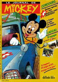 Cover Thumbnail for Le Journal de Mickey (Disney Hachette Presse, 1952 series) #2022