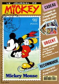 Cover Thumbnail for Le Journal de Mickey (Disney Hachette Presse, 1952 series) #2021
