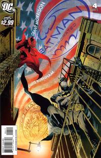 Cover Thumbnail for Batman, Inc. (DC, 2011 series) #4