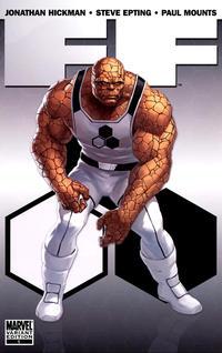 Cover Thumbnail for FF (Marvel, 2011 series) #1 [Djurdjevic Gatefold Variant]