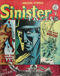 Cover Thumbnail for Sinister Tales (Alan Class, 1964 series) #157
