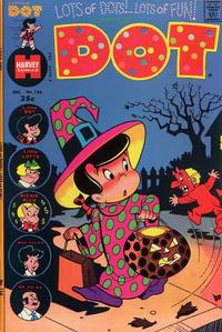 Cover Thumbnail for Little Dot (Harvey, 1953 series) #156