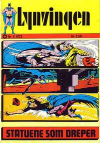 Cover Thumbnail for Lynvingen (Illustrerte Klassikere / Williams Forlag, 1969 series) #6/1973