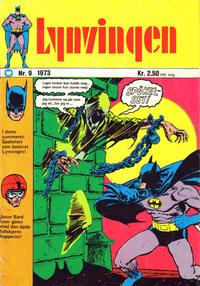 Cover Thumbnail for Lynvingen (Illustrerte Klassikere / Williams Forlag, 1969 series) #9/1973