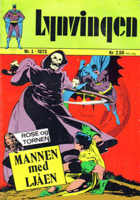 Cover Thumbnail for Lynvingen (Illustrerte Klassikere / Williams Forlag, 1969 series) #1/1973