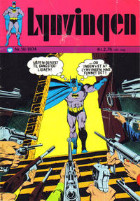 Cover Thumbnail for Lynvingen (Illustrerte Klassikere / Williams Forlag, 1969 series) #10/1974