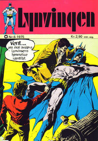 Cover Thumbnail for Lynvingen (Illustrerte Klassikere / Williams Forlag, 1969 series) #6/1975
