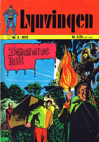 Cover Thumbnail for Lynvingen (Illustrerte Klassikere / Williams Forlag, 1969 series) #3/1972