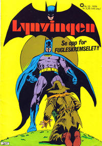 Cover Thumbnail for Lynvingen (Illustrerte Klassikere / Williams Forlag, 1969 series) #10/1976