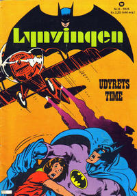 Cover Thumbnail for Lynvingen (Illustrerte Klassikere / Williams Forlag, 1969 series) #9/1976