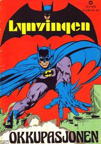 Cover Thumbnail for Lynvingen (Illustrerte Klassikere / Williams Forlag, 1969 series) #3/1976