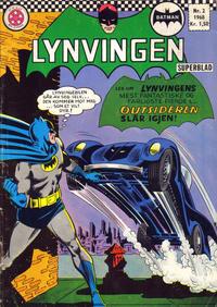Cover Thumbnail for Lynvingen (Serieforlaget / Se-Bladene / Stabenfeldt, 1966 series) #2/1968