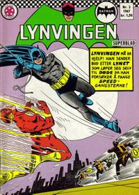 Cover Thumbnail for Lynvingen (Serieforlaget / Se-Bladene / Stabenfeldt, 1966 series) #2/1967