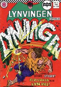 Cover Thumbnail for Lynvingen (Serieforlaget / Se-Bladene / Stabenfeldt, 1966 series) #5/1968