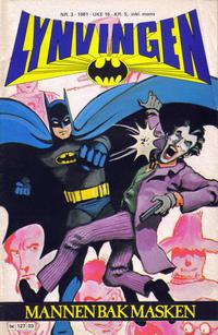 Cover Thumbnail for Lynvingen (Semic, 1977 series) #3/1981