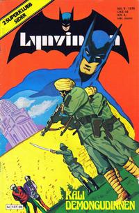 Cover Thumbnail for Lynvingen (Semic, 1977 series) #9/1978