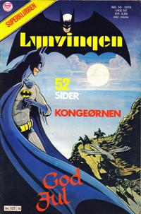 Cover Thumbnail for Lynvingen (Semic, 1977 series) #10/1978