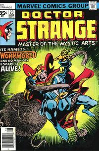 Cover Thumbnail for Doctor Strange (Marvel, 1974 series) #23 [35¢ Price Variant]