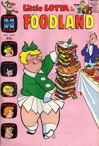 Cover Thumbnail for Little Lotta Foodland (Harvey, 1963 series) #8