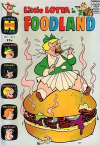 Cover Thumbnail for Little Lotta Foodland (Harvey, 1963 series) #9