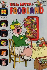 Cover Thumbnail for Little Lotta Foodland (Harvey, 1963 series) #16