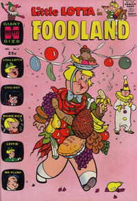 Cover Thumbnail for Little Lotta Foodland (Harvey, 1963 series) #6