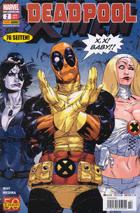 Cover Thumbnail for Deadpool (Panini Deutschland, 2011 series) #2