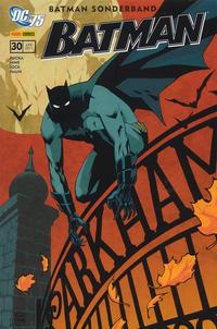 Cover Thumbnail for Batman Sonderband (Panini Deutschland, 2004 series) #30 - Hinter der Maske