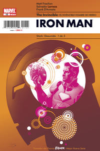 Cover Thumbnail for El Invencible Hombre de Hierro, the Invincible Iron Man (Editorial Televisa, 2010 series) #12
