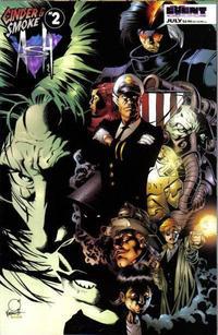 Cover Thumbnail for Ash: Cinder & Smoke (Event Comics, 1997 series) #2 [Cover by Joe Quesada]