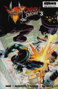 Cover Thumbnail for Ash: Cinder & Smoke (Event Comics, 1997 series) #3 [Cover by Joe Quesada]
